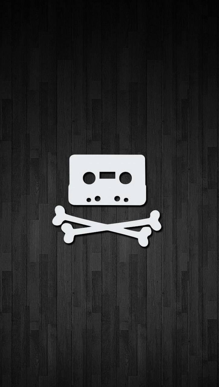 Cassette skull