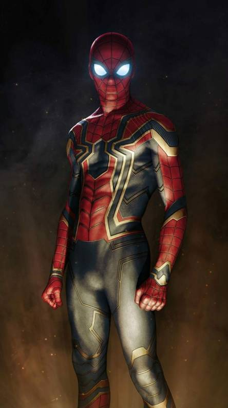 Iron Spiderman Wallpapers Free By Zedge