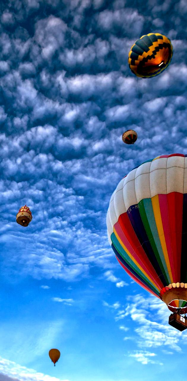 Colorful Airballoon