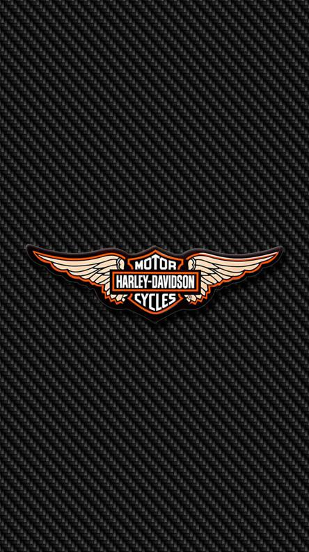 Harley Davidson Logo Wallpapers Free By Zedge
