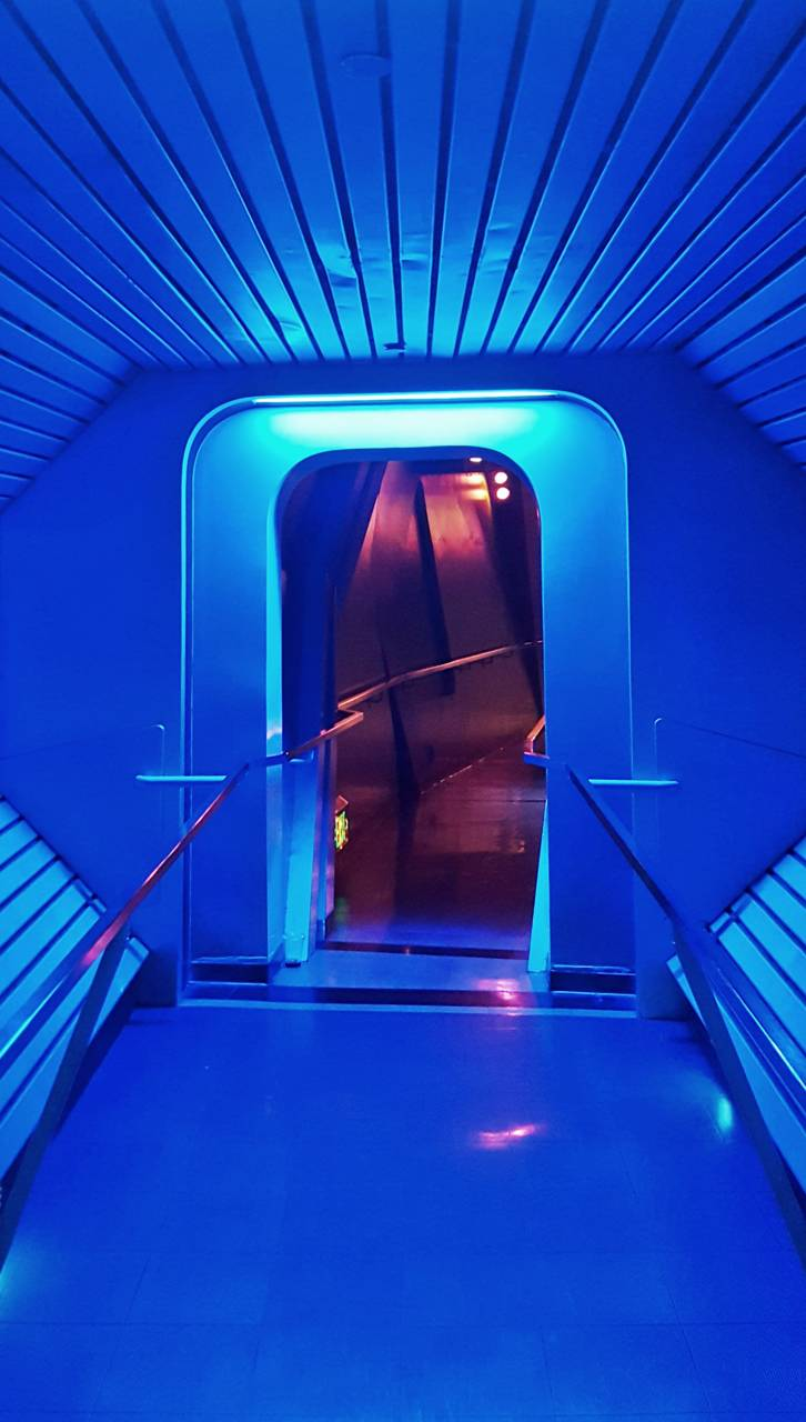DLR space mountain