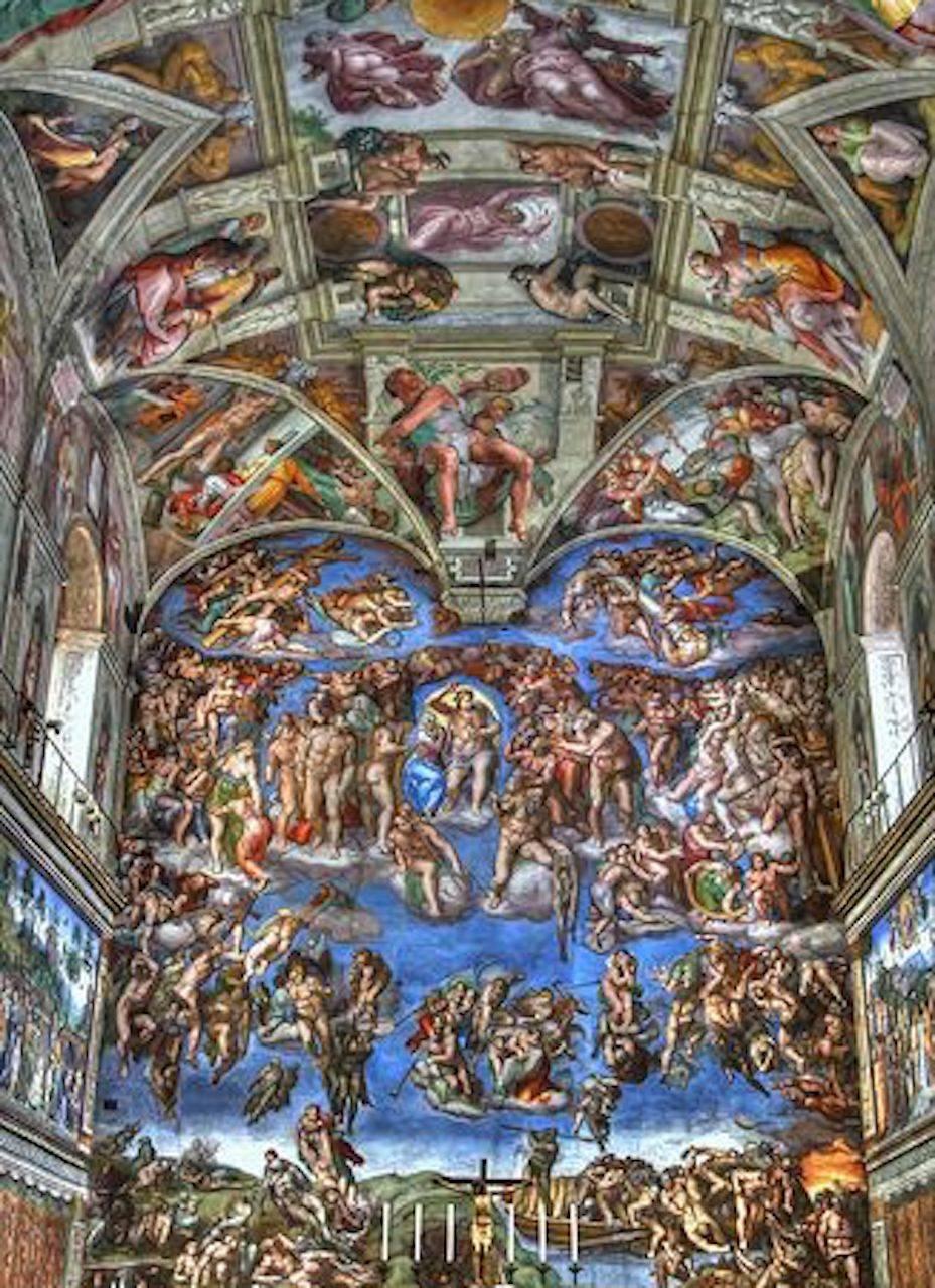 Sistine Chapel Wallpaper By Tubar C7 Free On Zedge