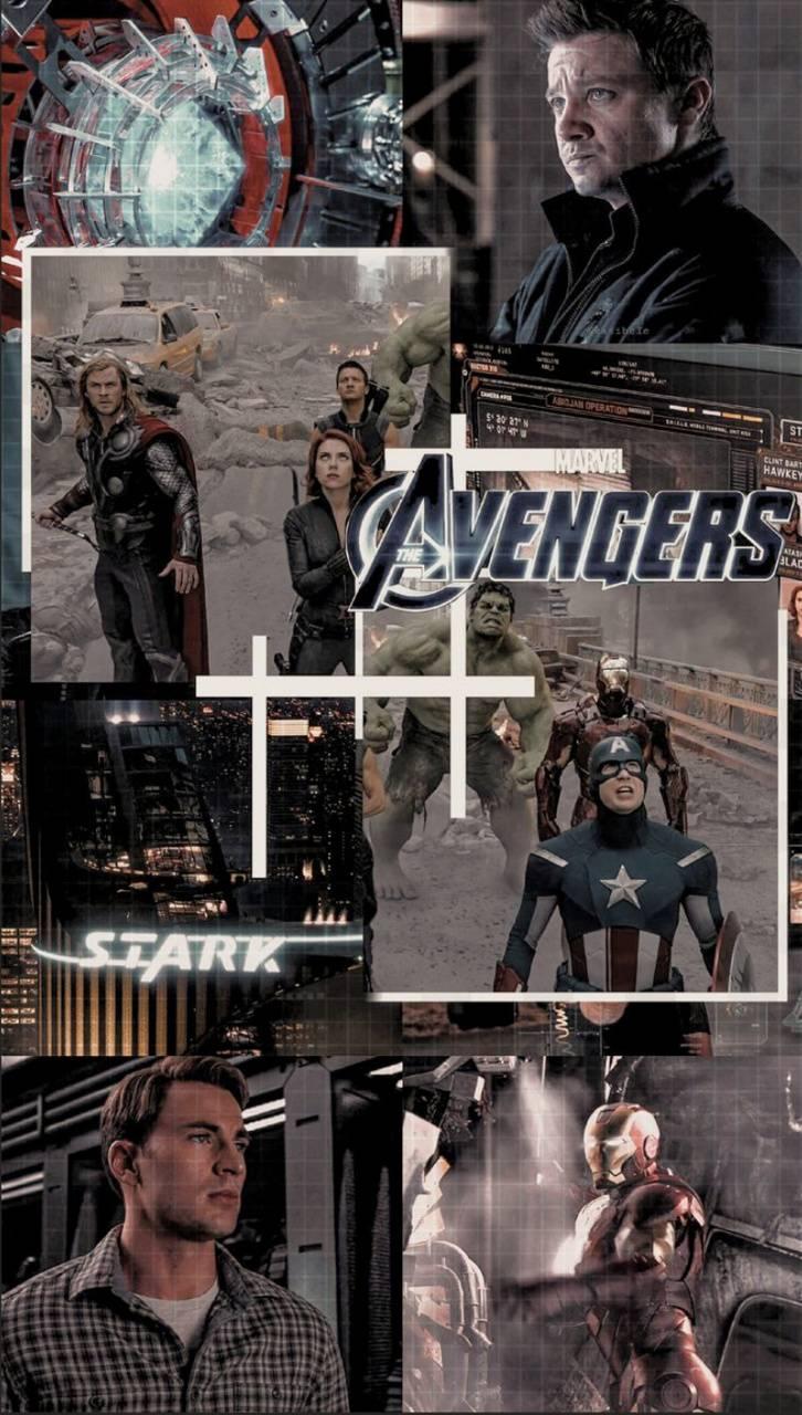 Avengers  aesthetic