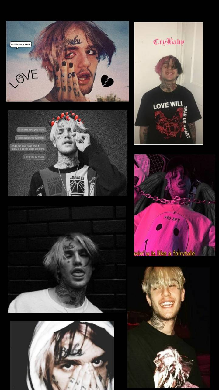 Lil Peep Wallpaper By Deemded A9 Free On Zedge