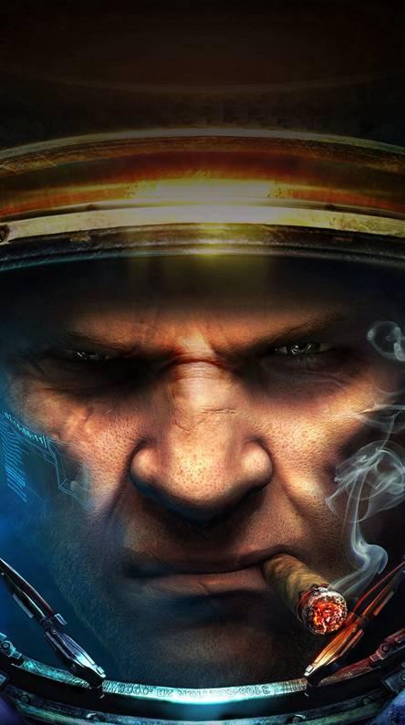 Starcraft Face Close