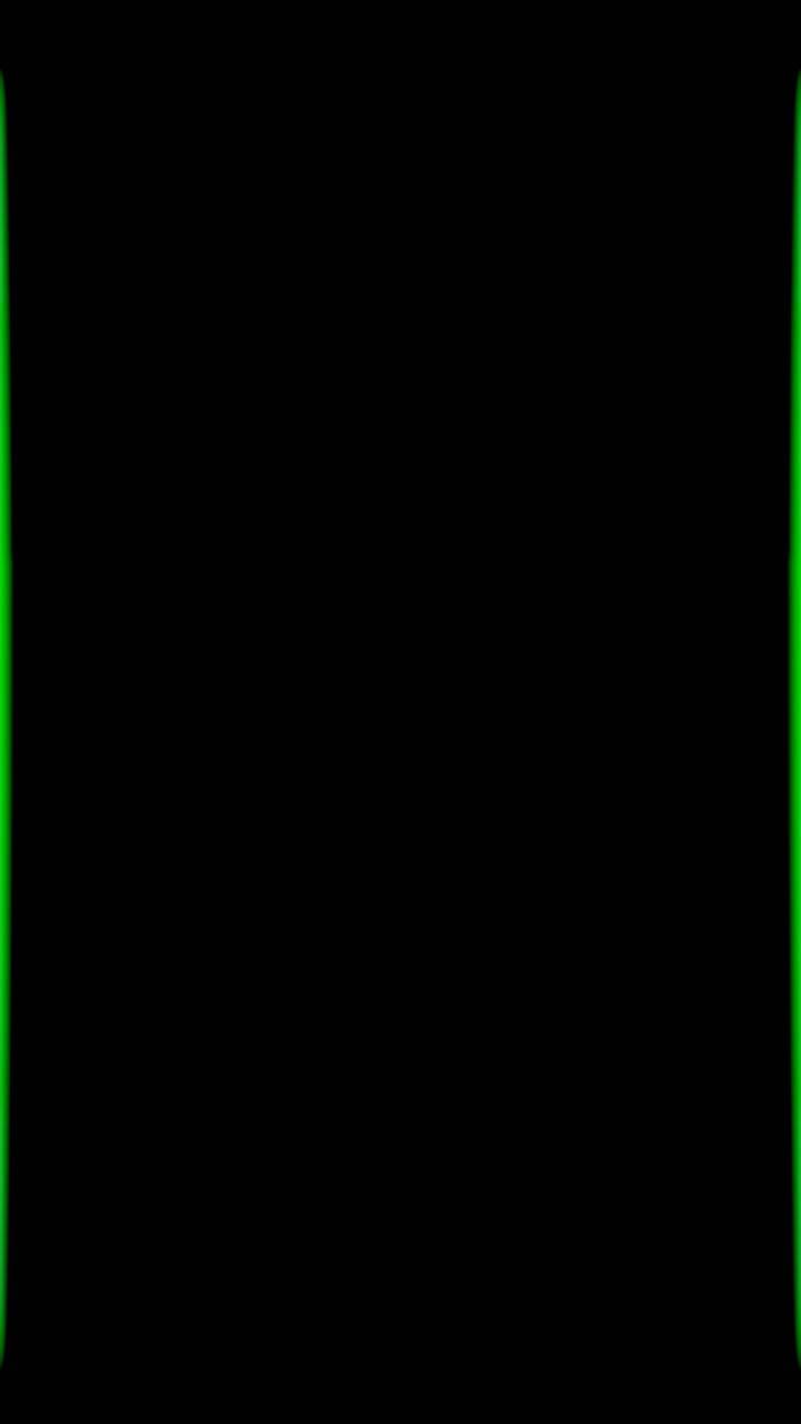 LED Glow Lock Screen