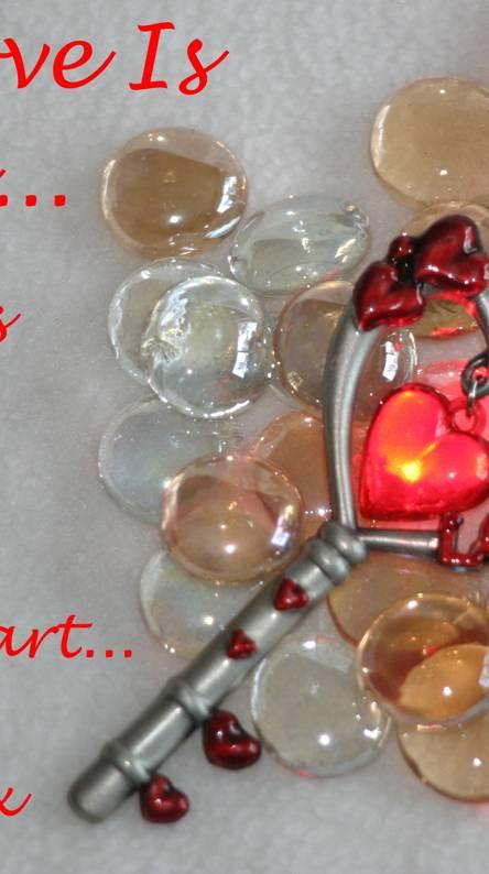 Heart Love Key Wallpapers