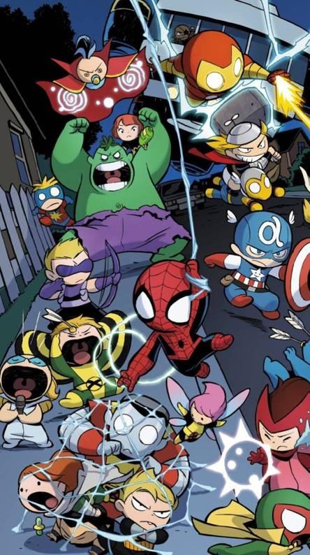 comics avengers