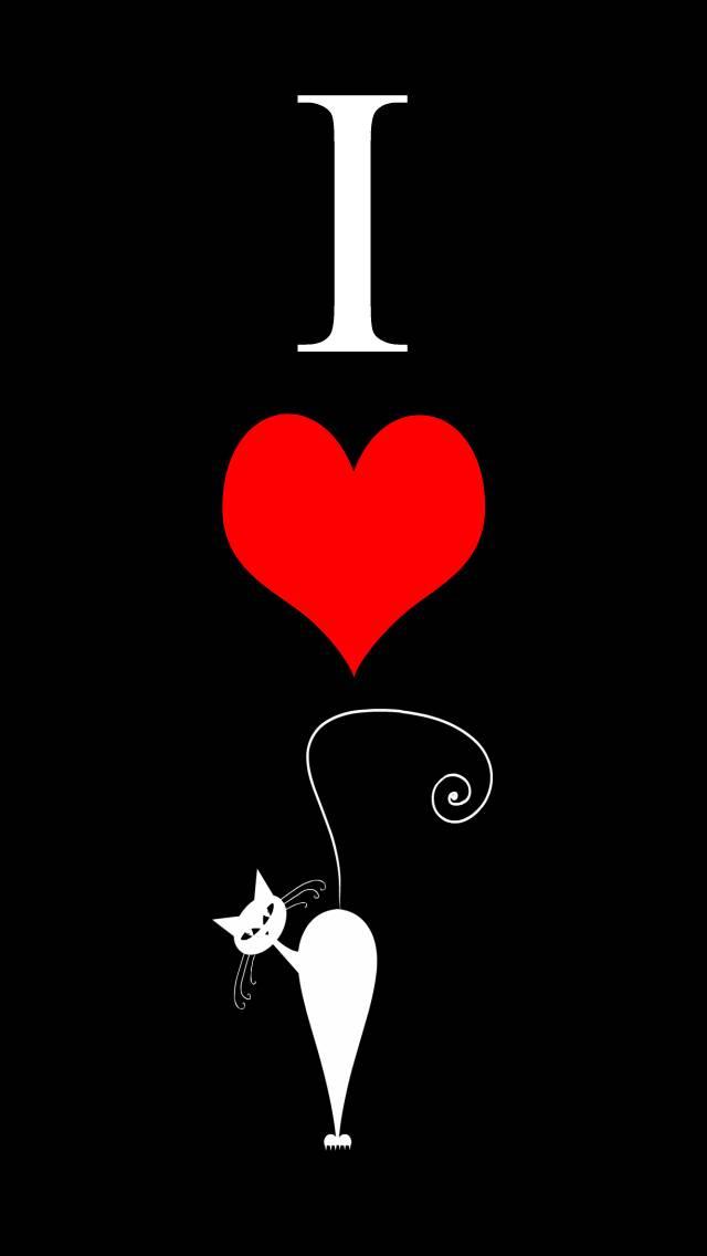 I Love Sign