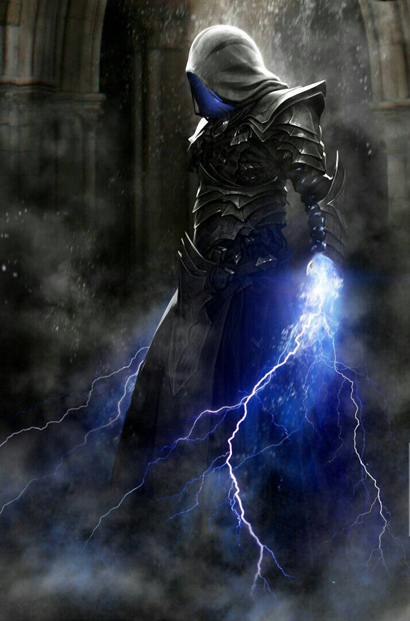 dark fantasy epic