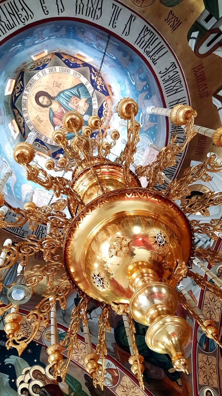 Orthodox chandelier