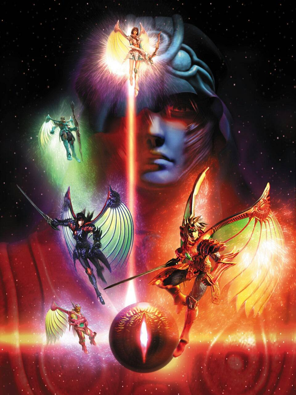 Legend of Dragoon 1