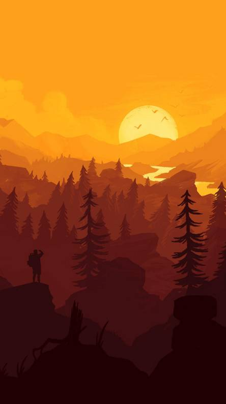 Firewatch Wallpapers Free By Zedge