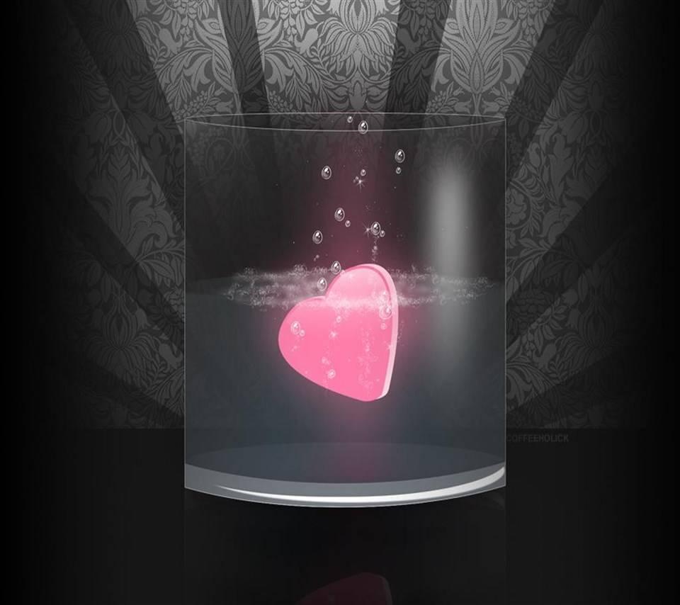 heart falling