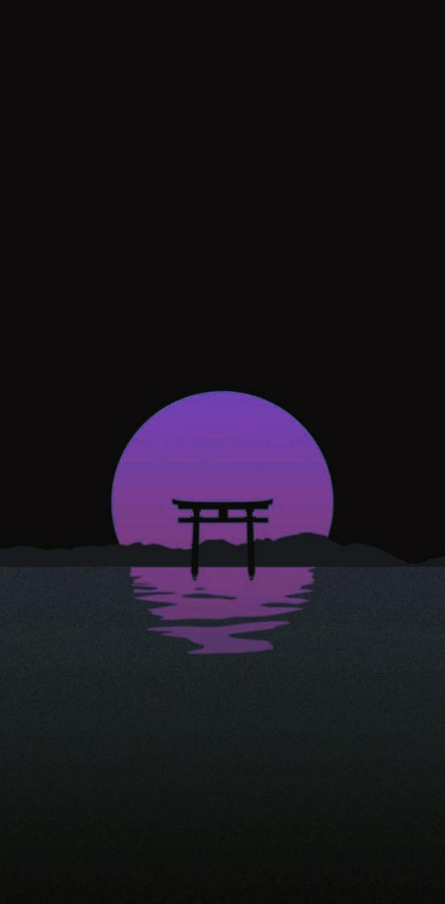 Purpel Japon