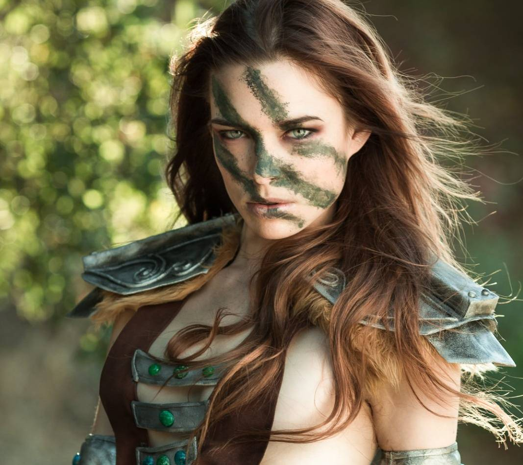 aela cosplay wallpaper by cleb1129 d6 free on zedge�