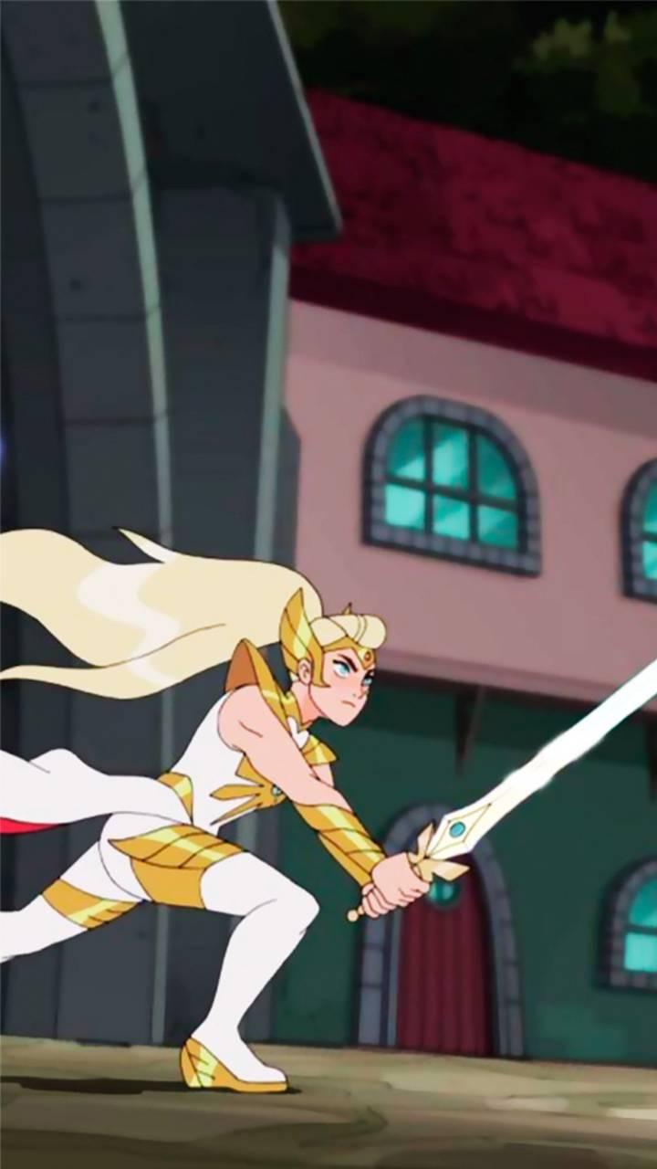 She-ra fight