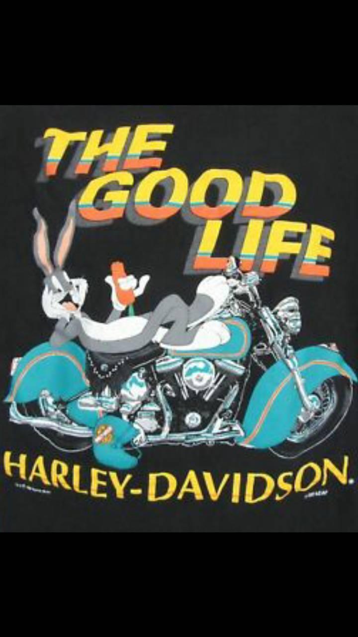 Bugs Bunny Harley