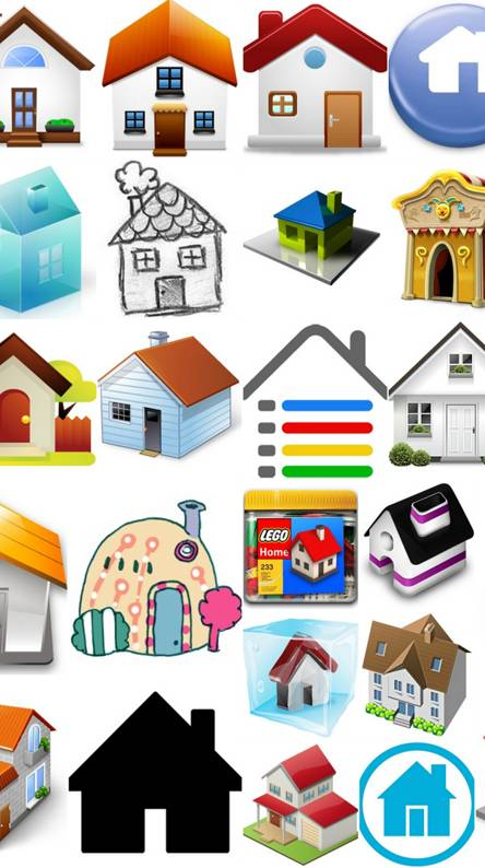 Home House Icons