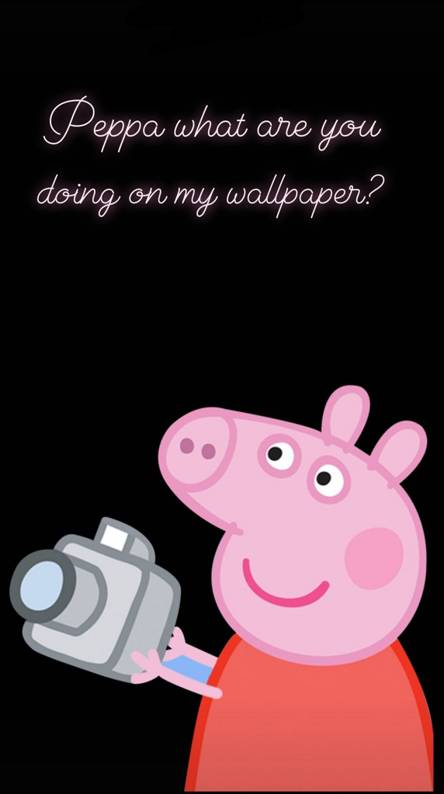 Peppa Pig Wallpaper Meme Ringtones And Wallpapers Free By