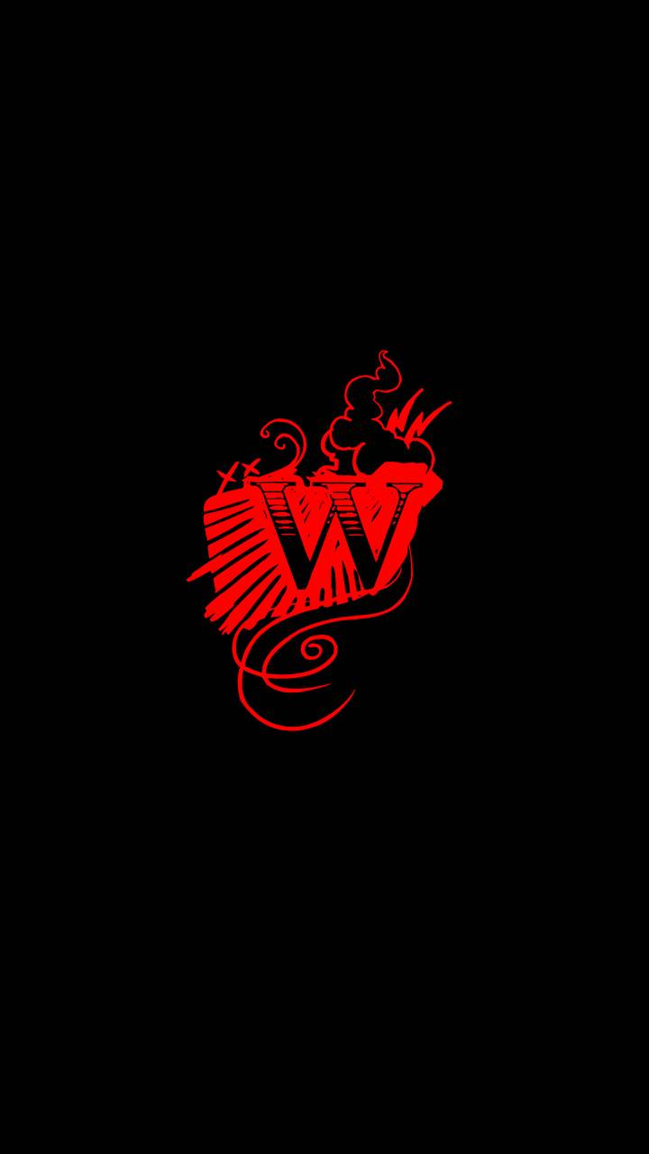 The letter of W wallpaper by himel348
