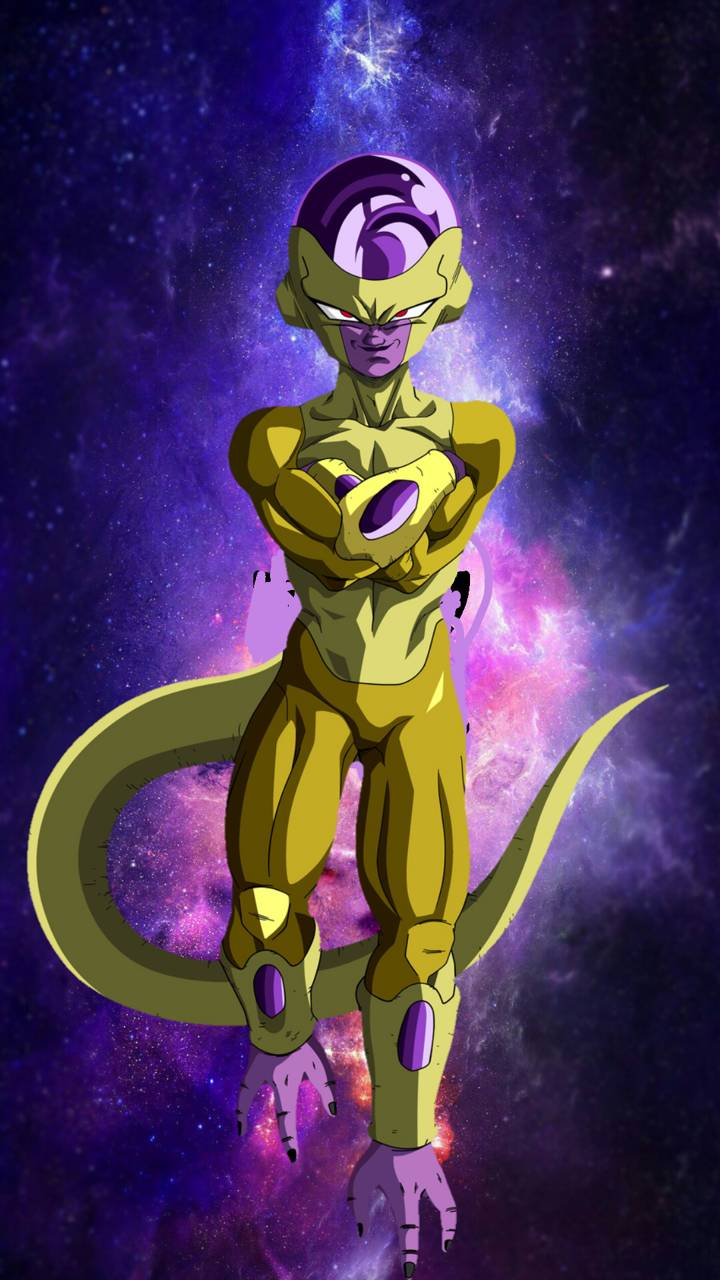 Goku Frieza Gold Wallpaper By Tronn17 Zedge Free Your