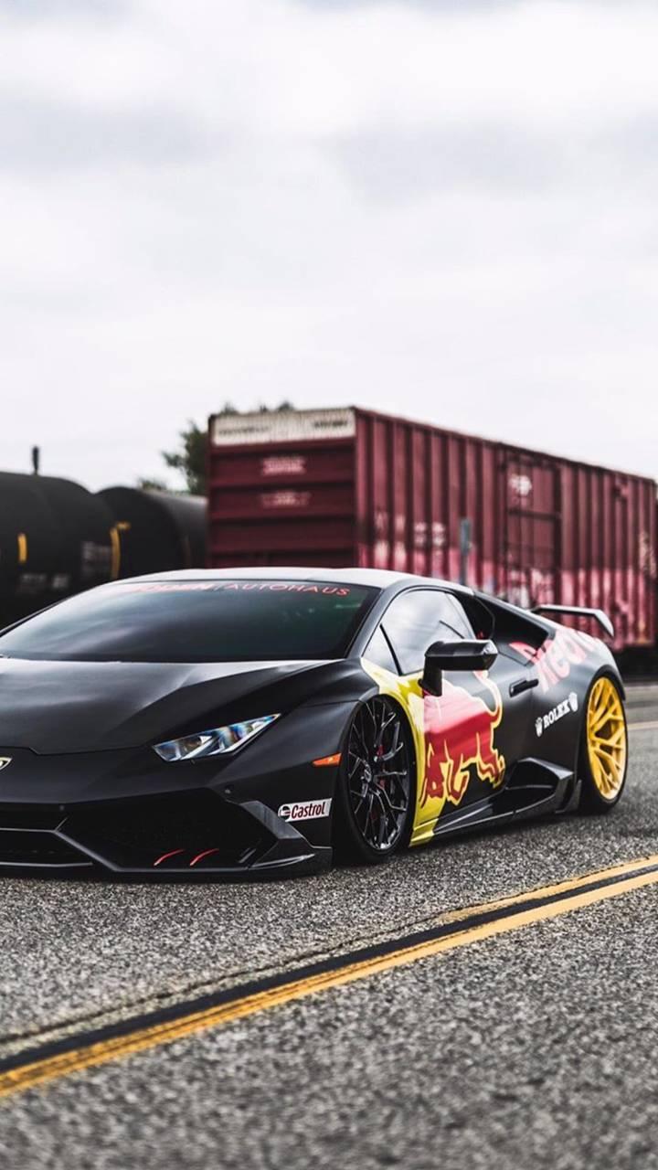 Lamborghini Redbull