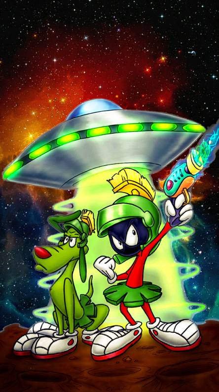 Marvin the martian Wallpapers - Free by ZEDGE™