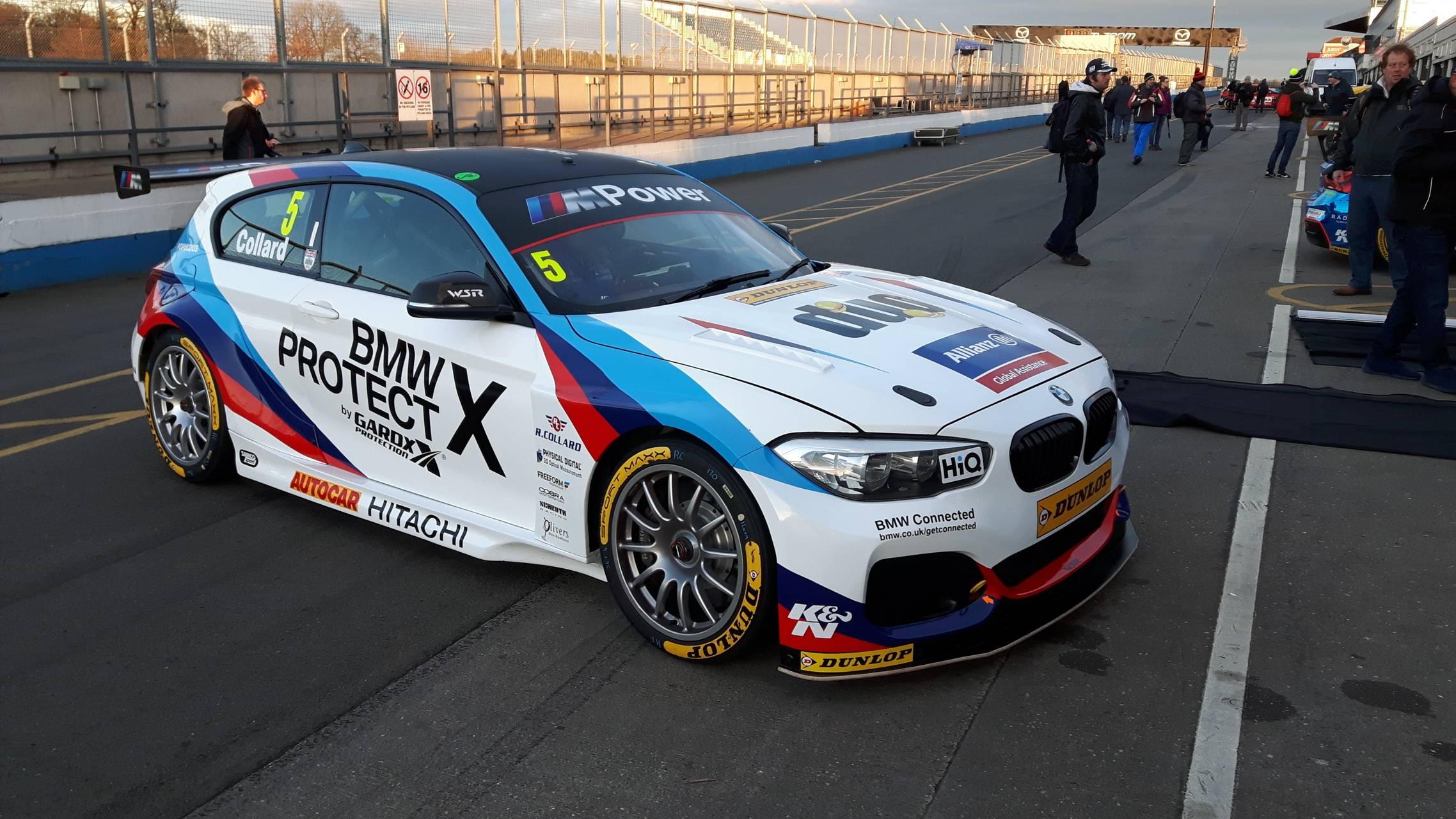 BMW 1 series btcc