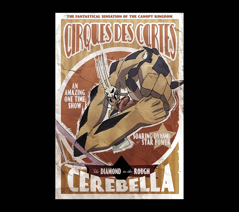 Skullgirls Cerebella