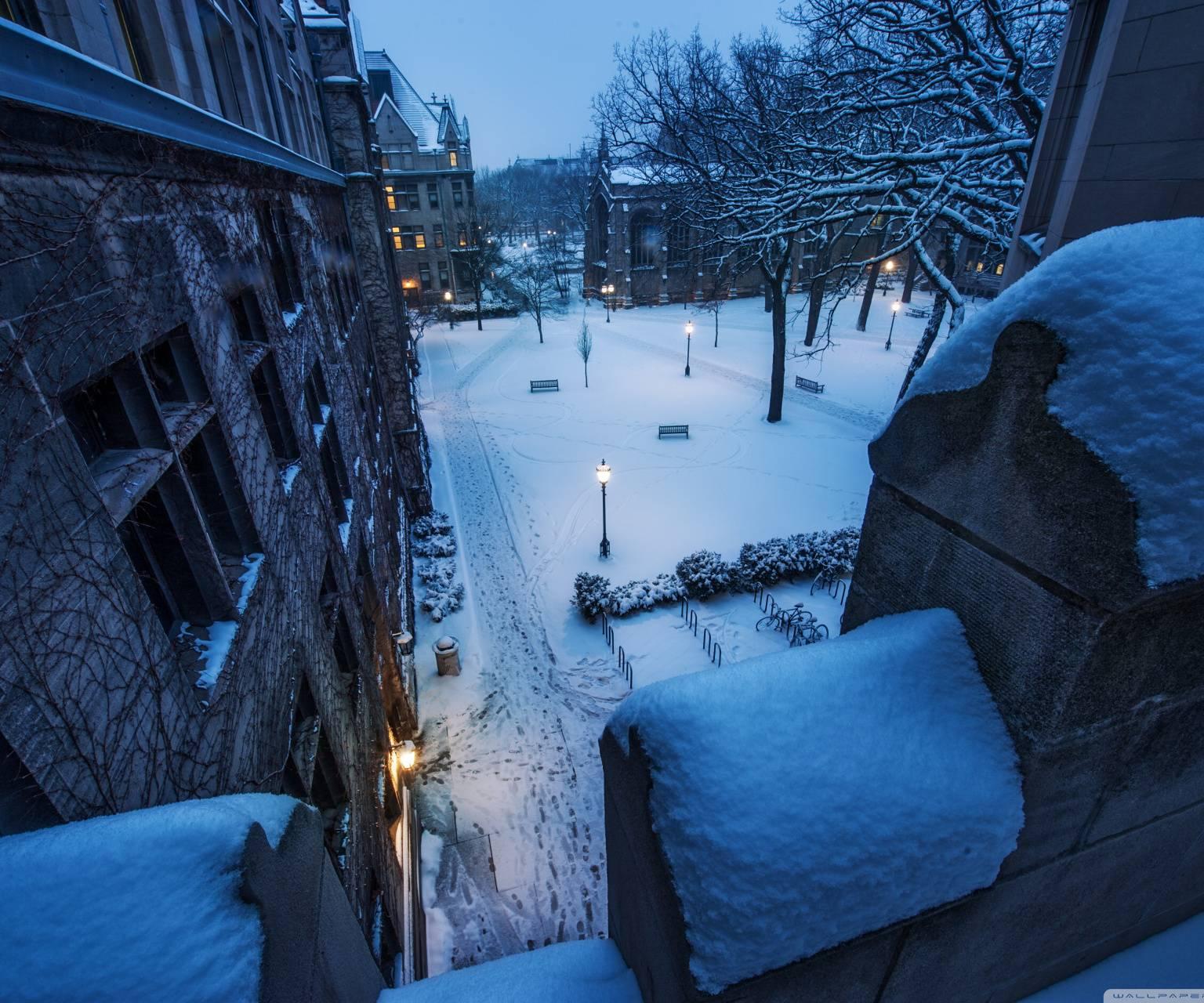 fresh snow hd
