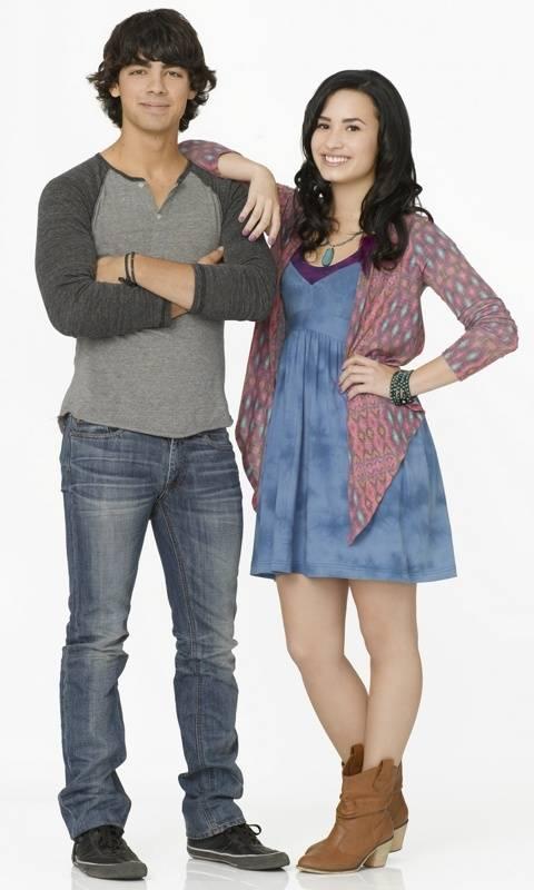 Joe Jonas And Demi