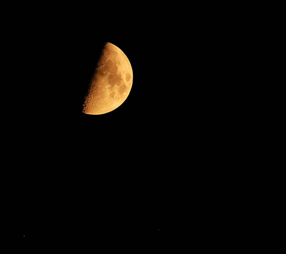 Summer Moon - Greece