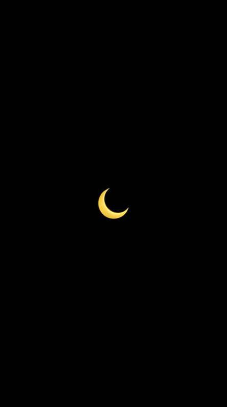 Crescent. Moon