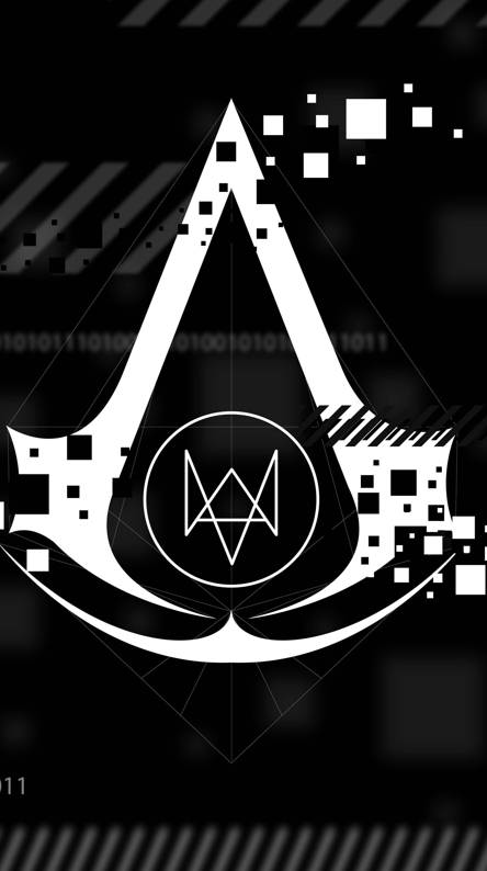Assassins Creed Logo Wallpapers Free By Zedge