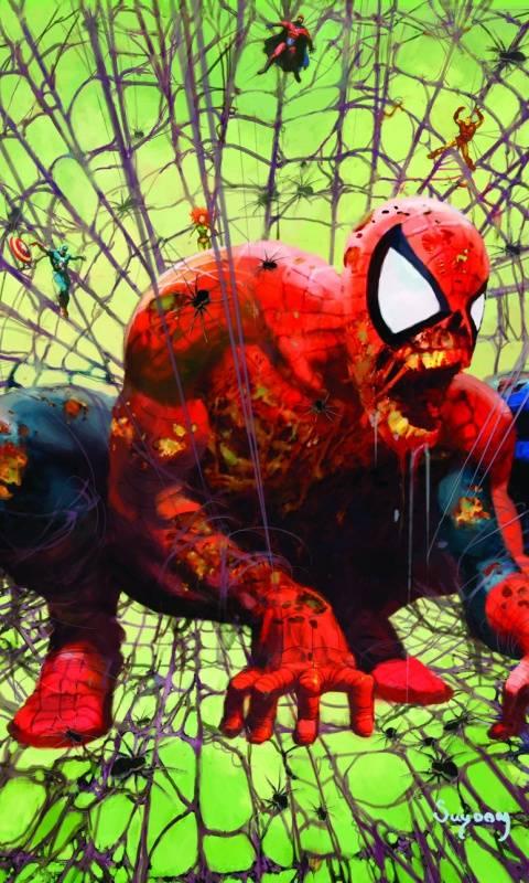 Spider Evil