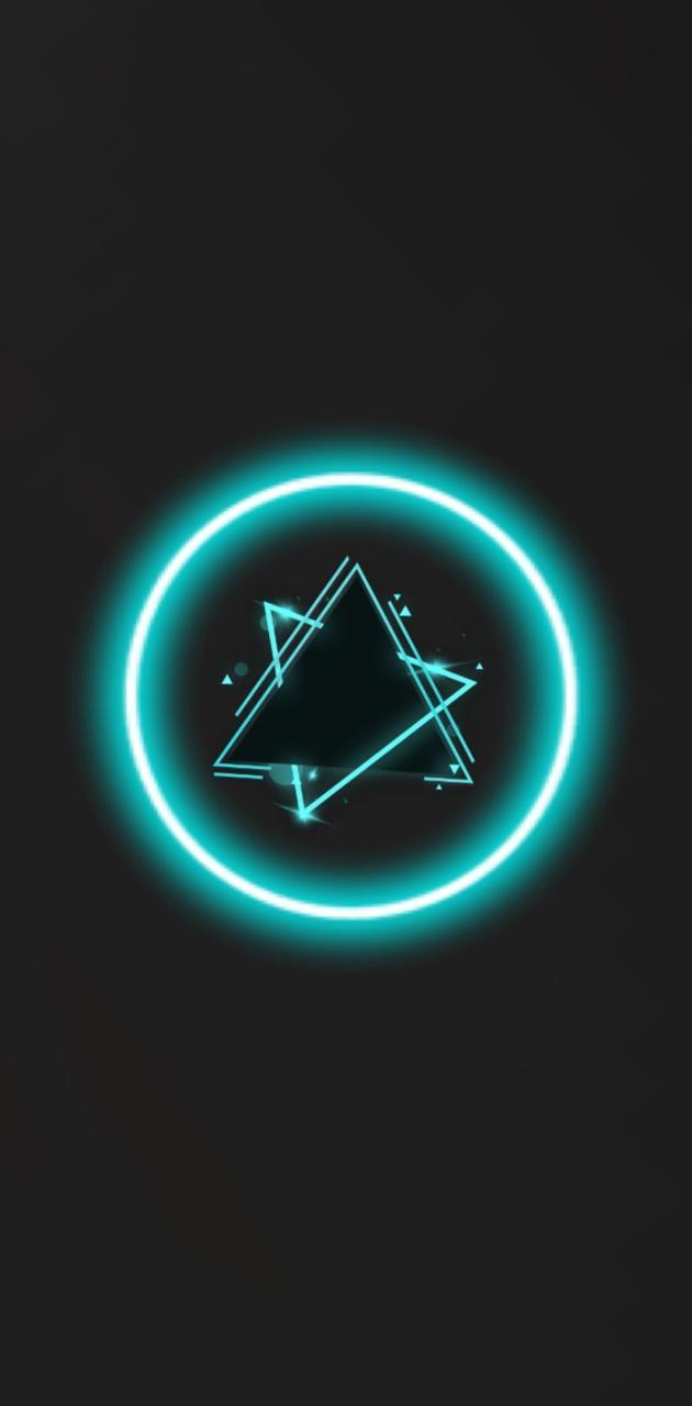 Neon cercle