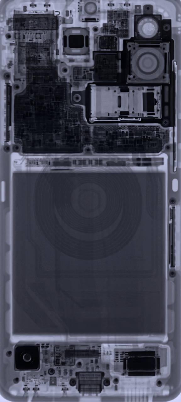 S20 Ultra X-Ray