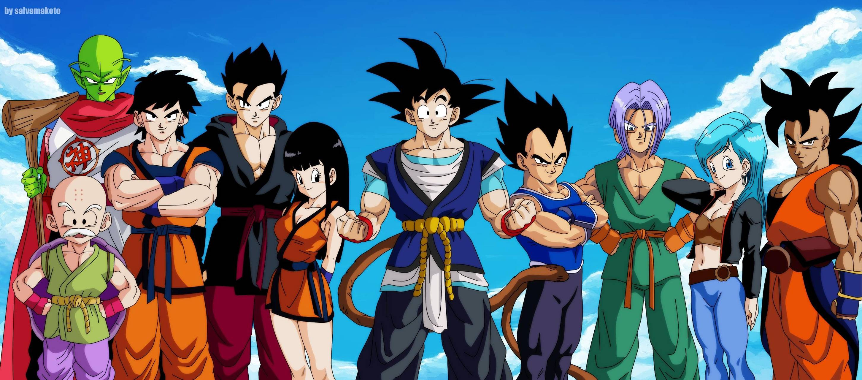 Dragon Ball GT squad
