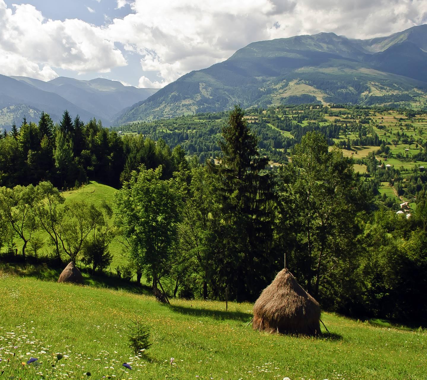 Romania is beautiful