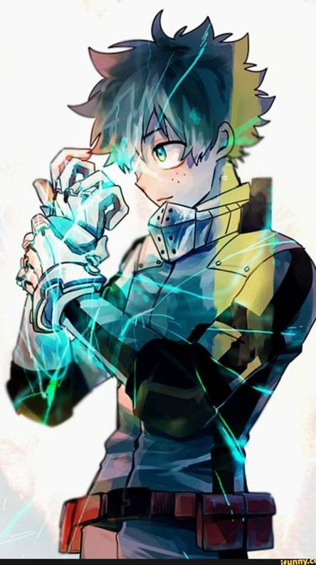 Deku Wallpapers Free By Zedge