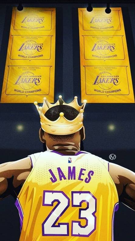 f642fc3d691 Lebron lakers Ringtones and Wallpapers - Free by ZEDGE™