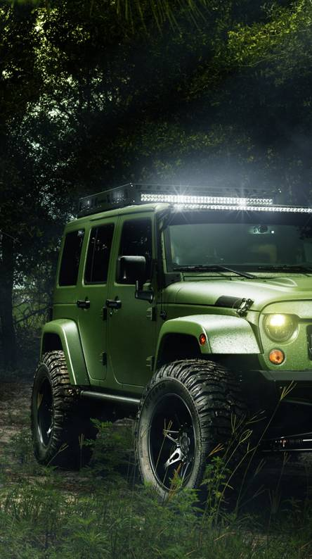Jeep Wrangler Unlimited Ringtones And Wallpapers Free By