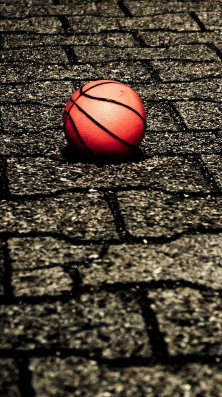 Ball on the Street
