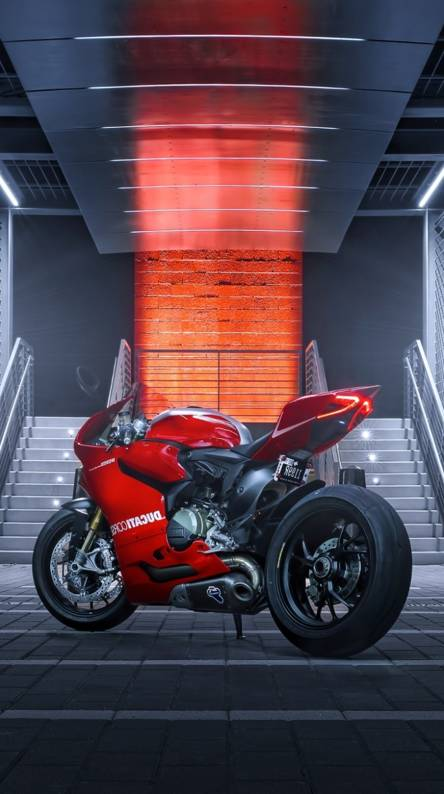 Ducati 1199 Wallpapers