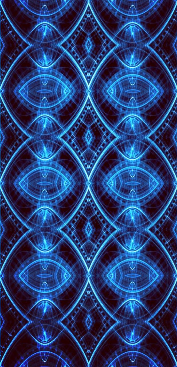 Dark blue velvet
