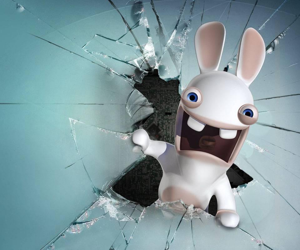 Прикольные картинки бешеные кролики, дню