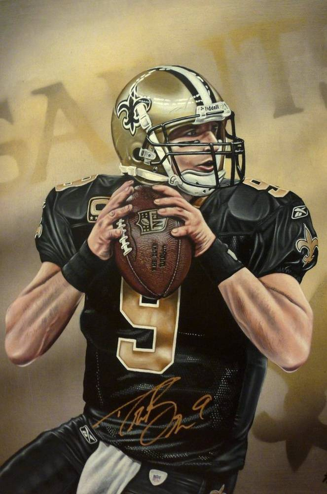 Drew Brees Wallpaper By Zakspeed2 02 Free On Zedge