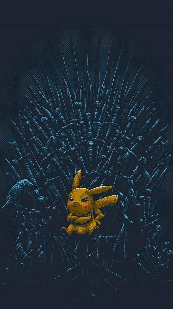 pikachu thrones