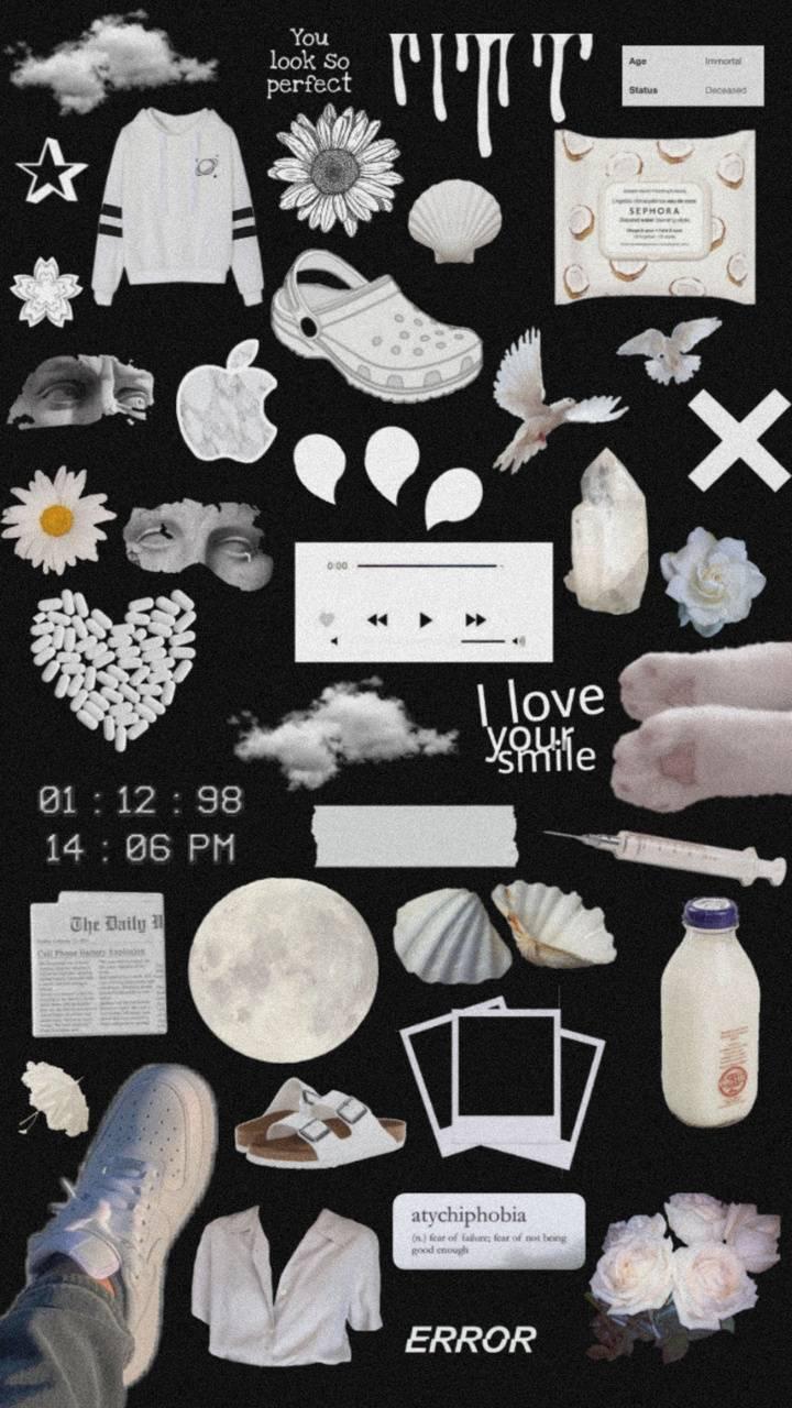 White Asthetic